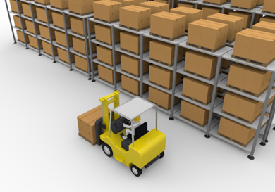 Warehouse Clipart.