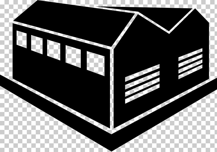 Warehouse Building, warehouse PNG clipart.