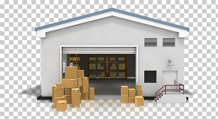 Warehouse Computer Icons , warehouse, gray house PNG clipart.