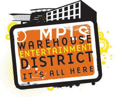 Minneapolis Warehouse District.