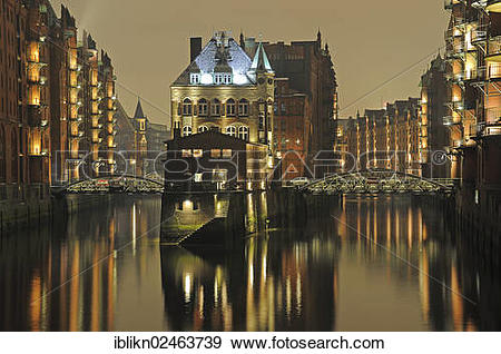 "Stock Photograph of ""Wasserschloss, historic building in."