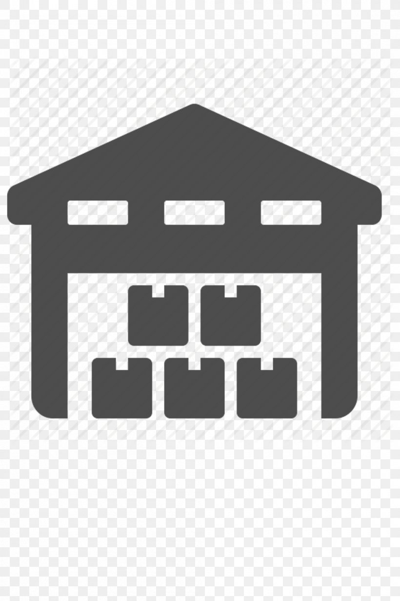 Warehouse ICO Icon, PNG, 1000x1500px, Warehouse, Black.