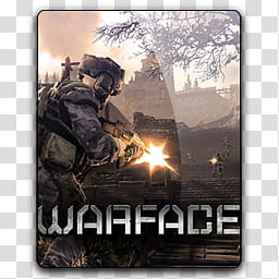 Zakafein Game Icon , Warface.