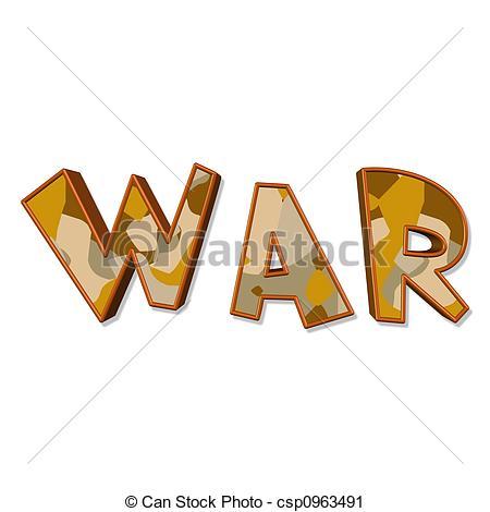 Warfare Clip Art.