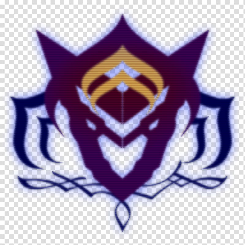 Warframe Logo Clan Emblem, Warframe transparent background.