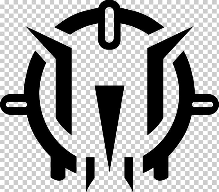 Sigil Warframe Logo, creative frame PNG clipart.