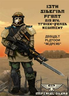 Warhammer 40k Clipart Imperial Guard.