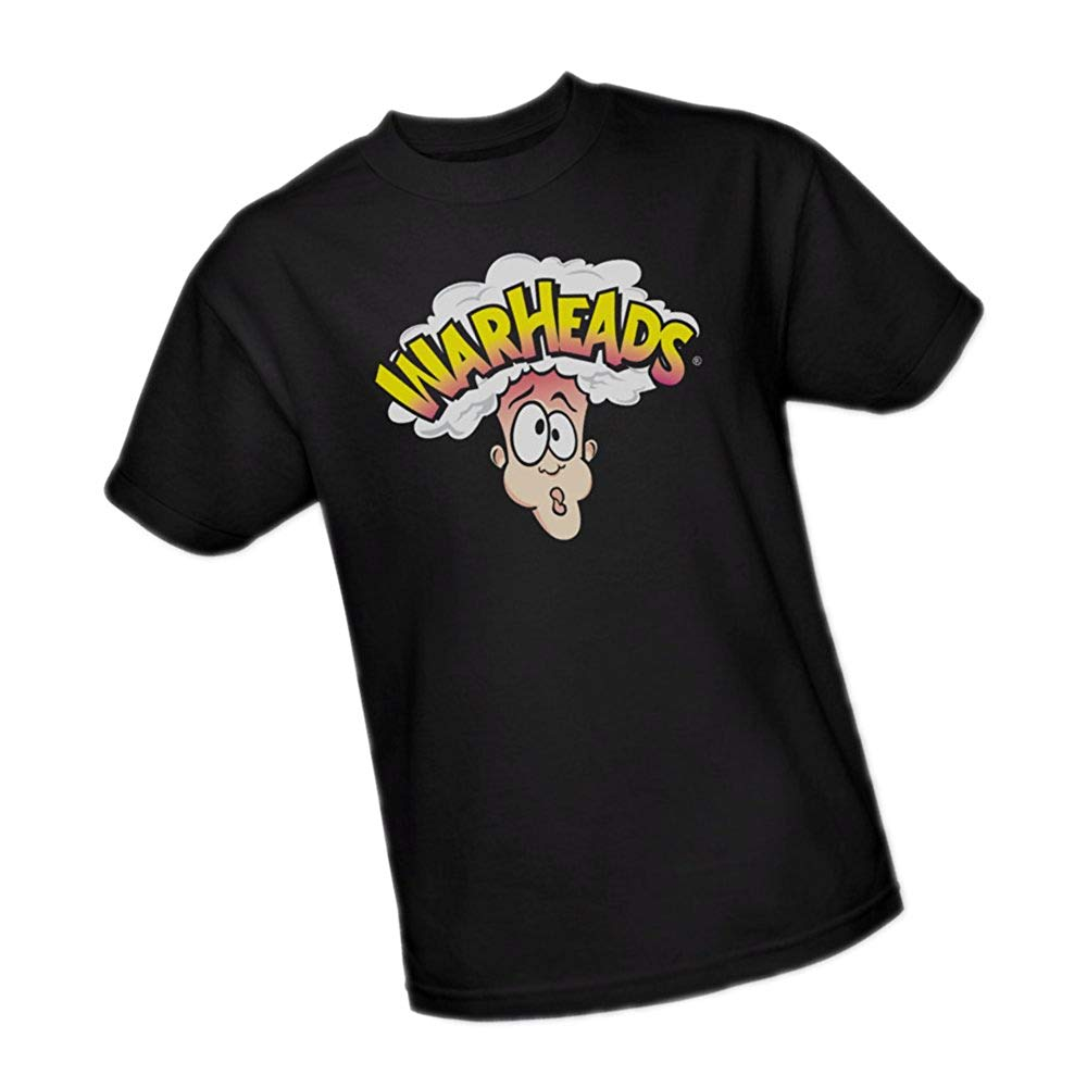 WarHeads Candy Logo Adult T.