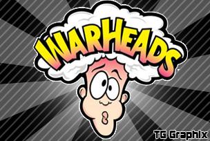 Warheads Logos.