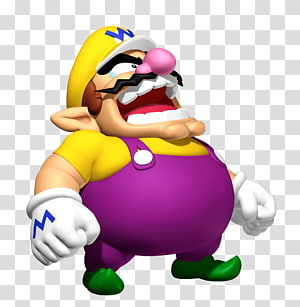 Wario PNG clipart images free download.