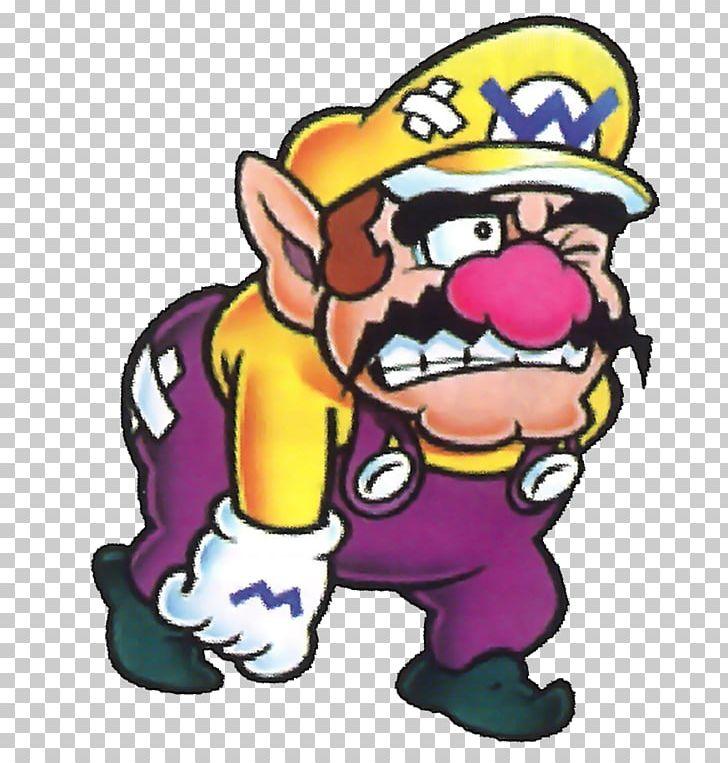 Wario Land: Super Mario Land 3 WarioWare PNG, Clipart, Art.