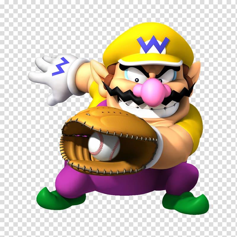 Super Mario Bros. Mario Super Sluggers Mario & Wario, mario.