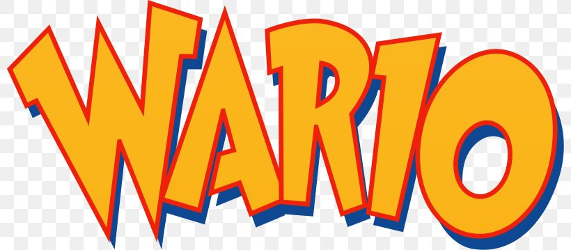 Wario Land: Super Mario Land 3 Logo Mario & Wario, PNG.
