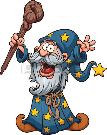 2,548 Wizard Character Stock Vector Illustration And Royalty Free.