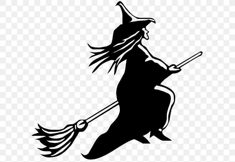Clip Art Witch\'s Broom Witchcraft Image, PNG, 600x563px.