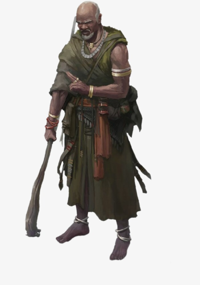 Warlock Png.