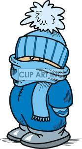 warm clothes.