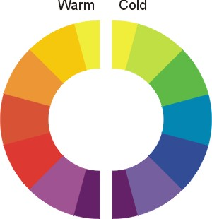 1000+ images about Warm/Cool colors lesson plan on Pinterest.