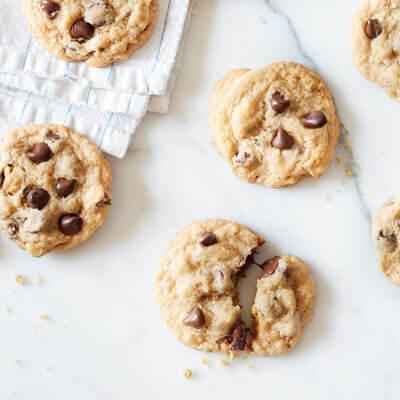Original NESTLÉ® TOLL HOUSE® Chocolate Chip Cookies.