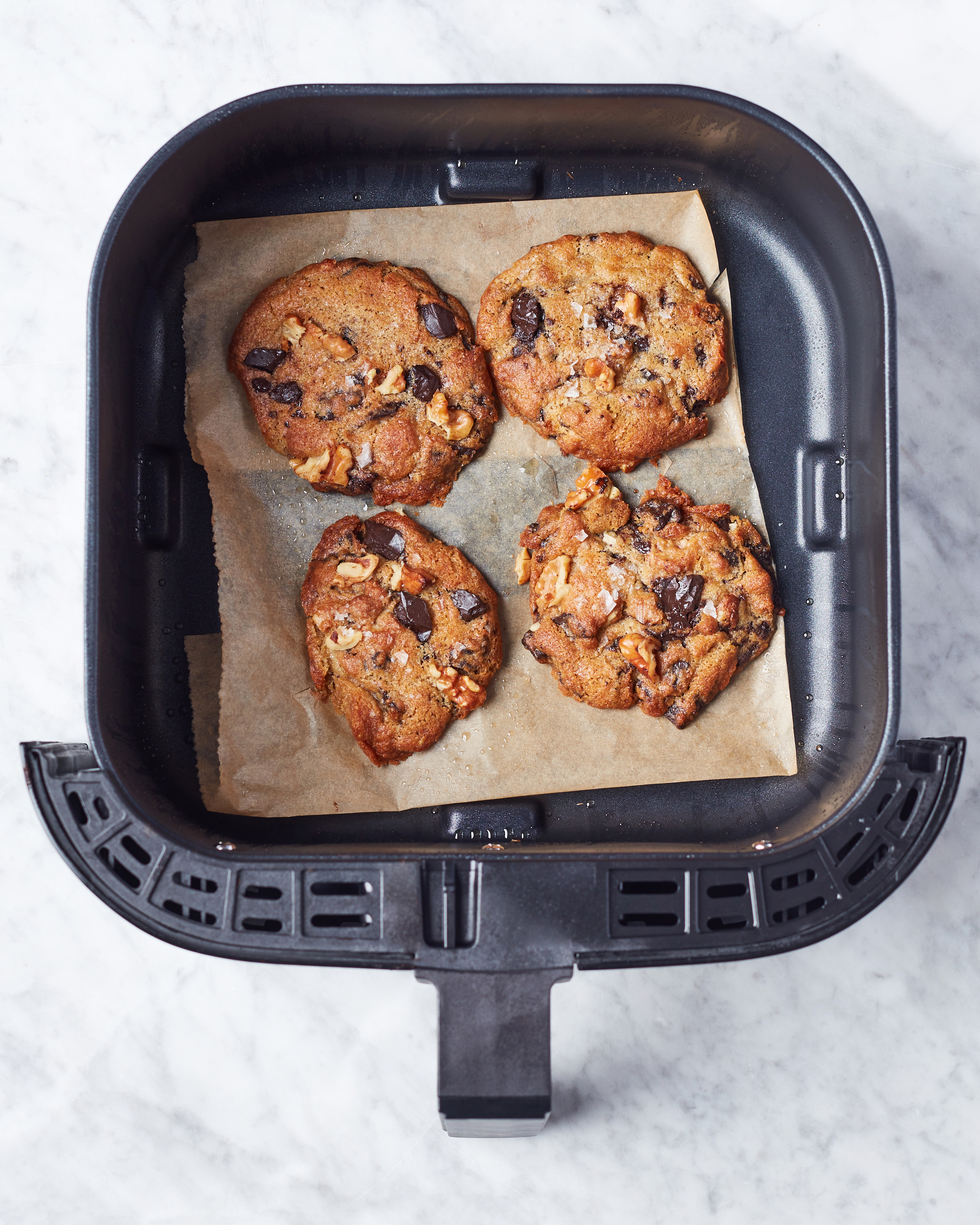 Tips for Making Cookies in an Air Fryer.