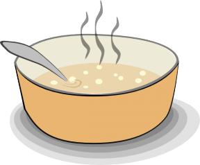 Warm Food Clipart.