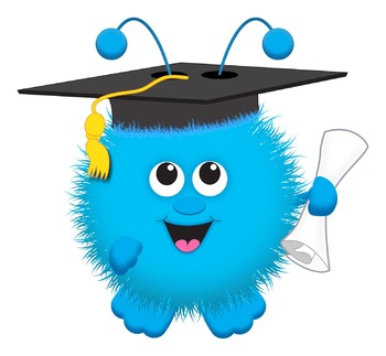 Graduation Clip Art: Warm Fuzzy Graduation Graphics.