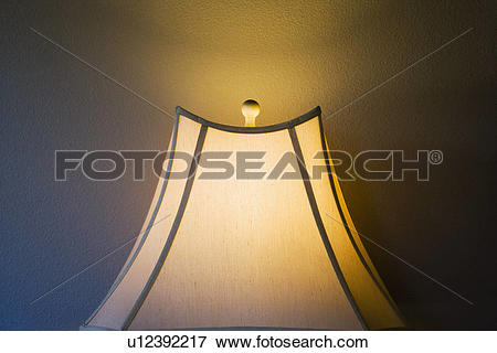 Picture of Warm Light and Lamp Shade u12392217.