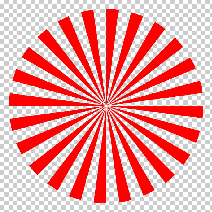 Sunlight , Sun Rays s, round red spiral illustration PNG.