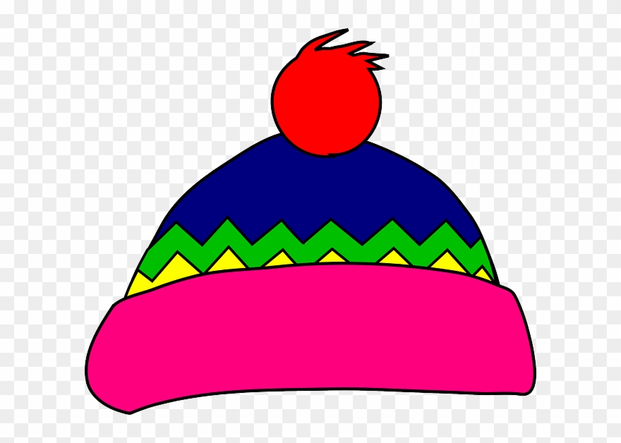 Cap Clipart Winter Hat.