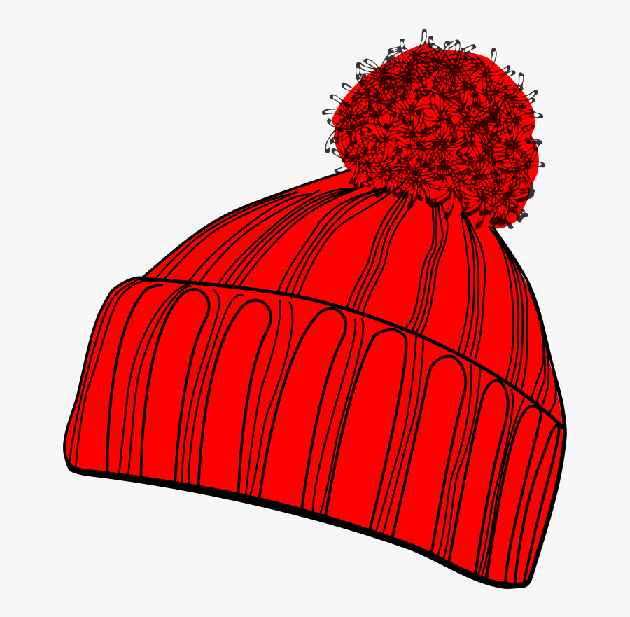 Winter Hat Stocking Hat Clipart Collection.