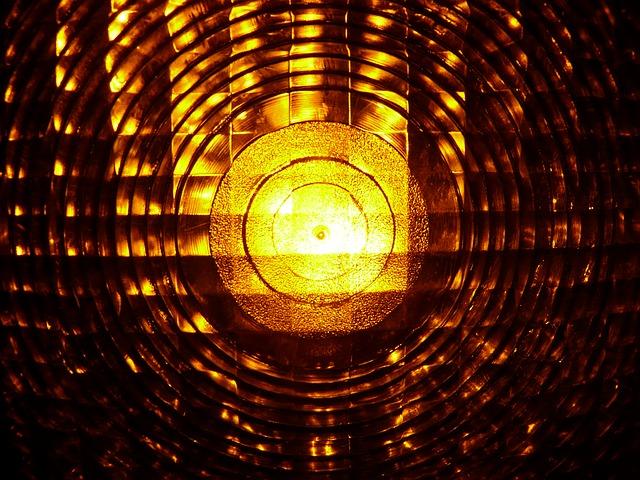 Free photo Light Source Warning Lights Warnblinkleuchte Road.