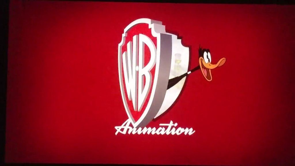 Warner Bros. Animation 2018 logo with Affy Duck by.
