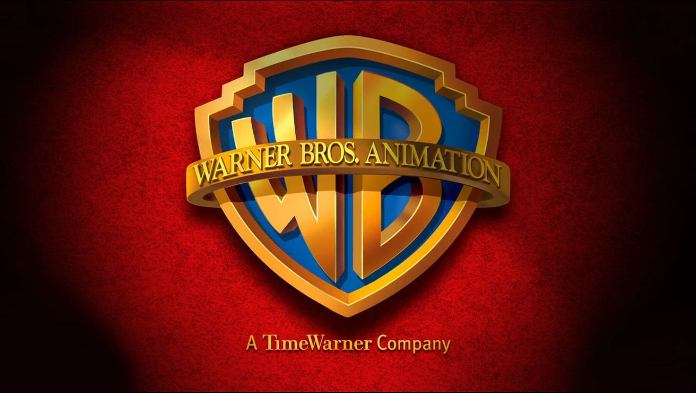 Warner Bros. Animation logo, Warner Brothers, movies, logo.