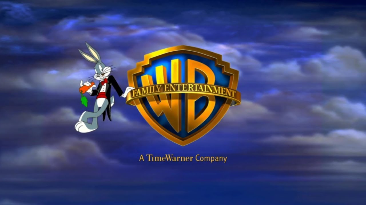 Warner Bros. Family Entertainment 2003 logo Scope open matte image  stitching attempt #1.