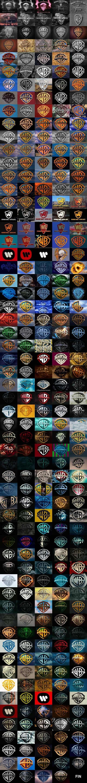 Warner Bros Logo History (1923.