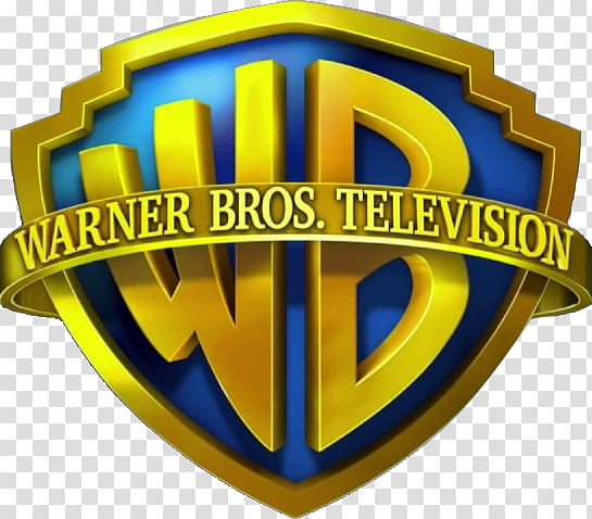 Warner Bros Television Logo transparent background PNG.