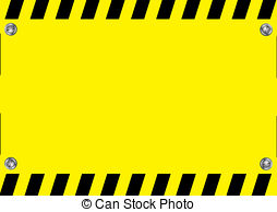 Warning border Stock Illustration Images. 7,321 Warning.