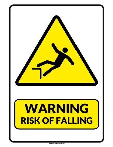 Printable Warning Signs.