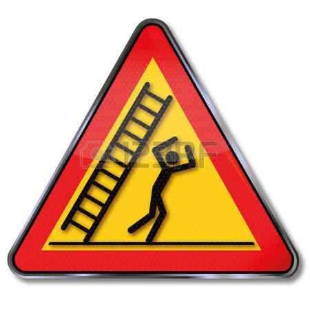 2,539 Ladder Safety Stock Illustrations, Cliparts And Royalty Free.