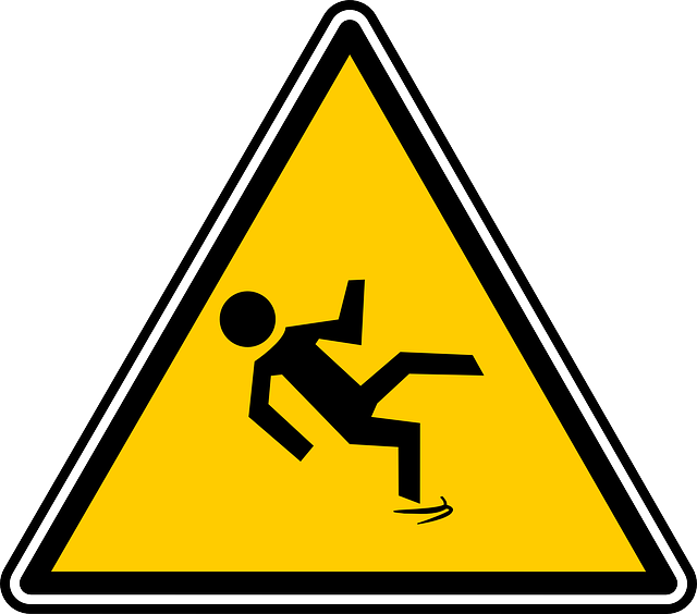 Free vector graphic: Slippery, Wet, Caution, Warning.