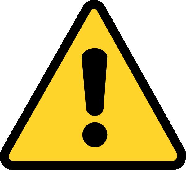 Alert PNG Transparent Images.