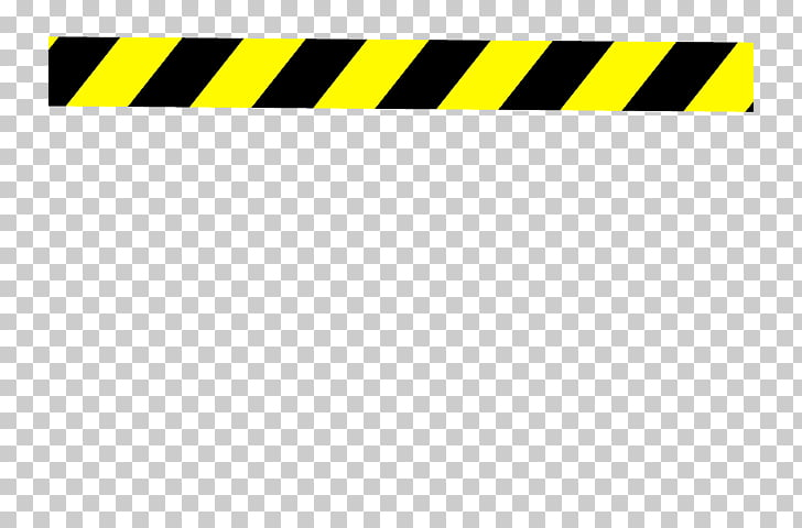 Barricade tape , Caution Tape s, yellow and black striped.