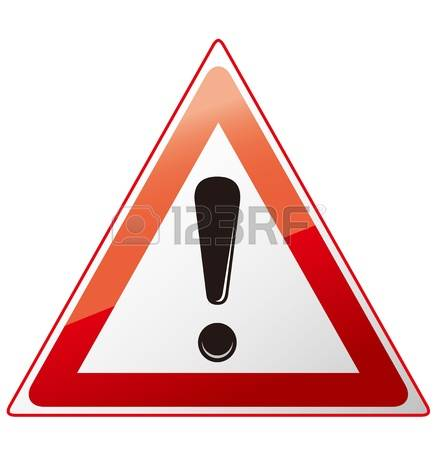 11,116 Warning Triangle Stock Illustrations, Cliparts And Royalty.