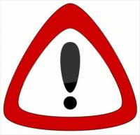 Free Warnings Clipart.