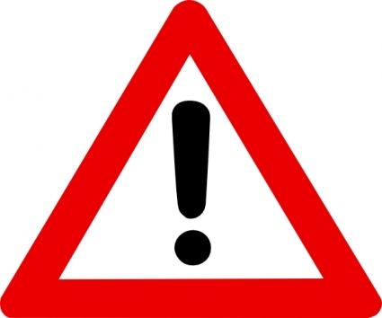 Similiar Alert Signs Clip Art Keywords.