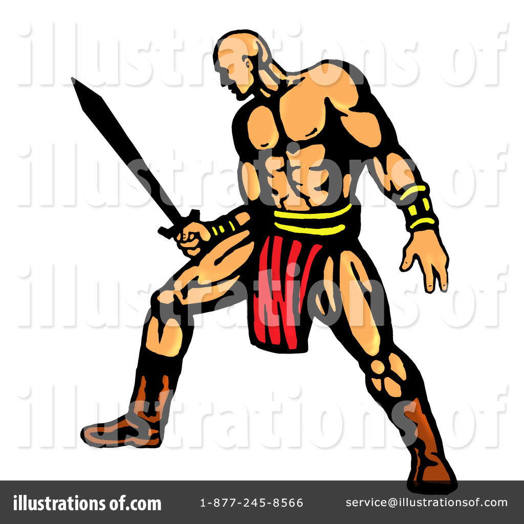 Warrior Clipart, Warrior Free Clipart.