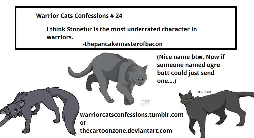 Warrior Cat Clipart.