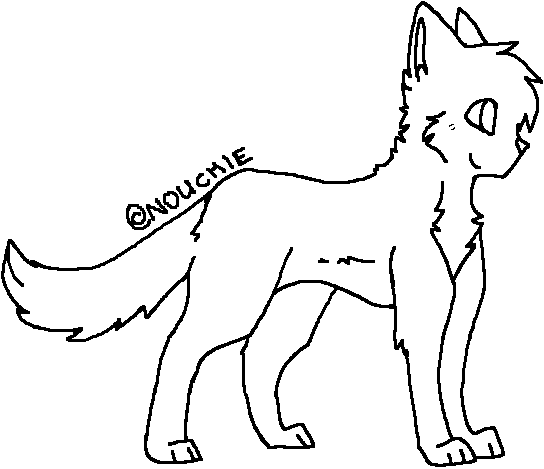 Warrior Cat Clipart Clipground