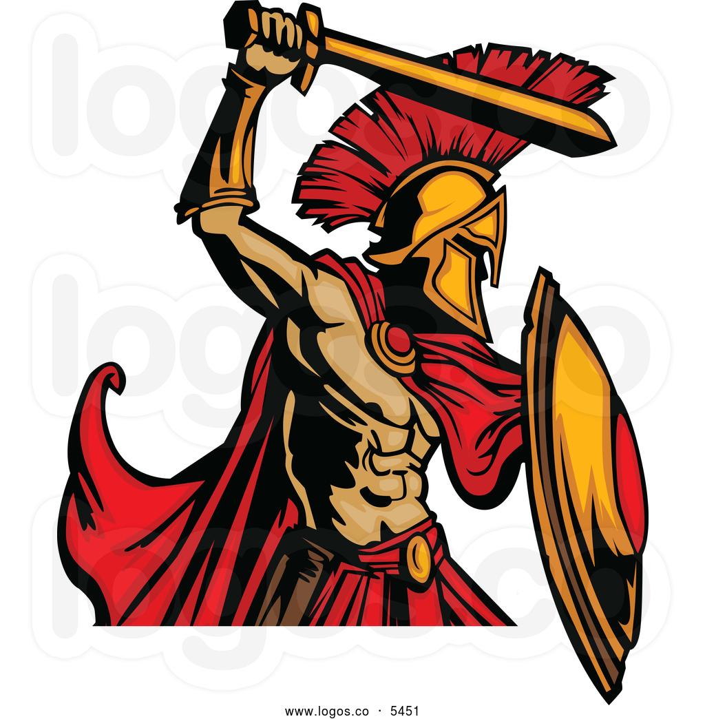 Warrior Clipart.