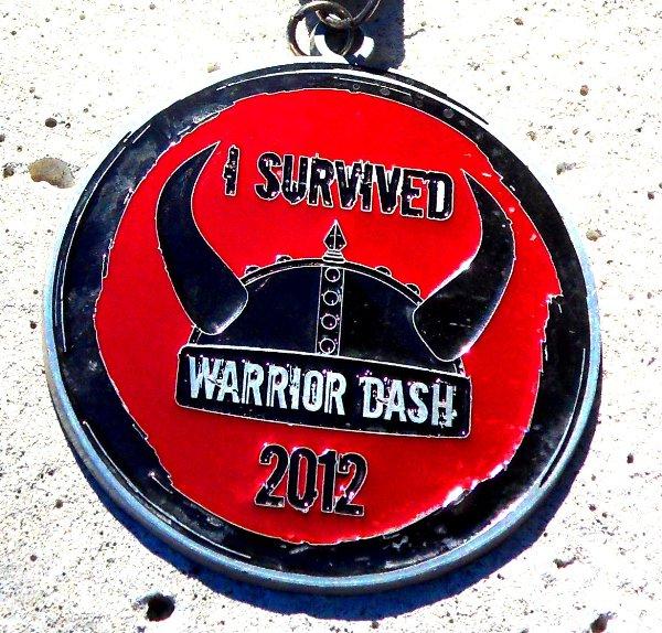 Warrior Dash Clipart.